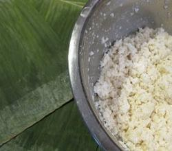 How To Grate Cassava