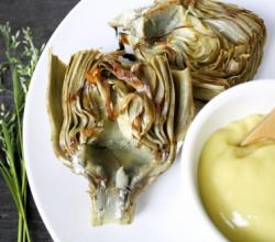 How To Cook Artichoke On A Gas Grill