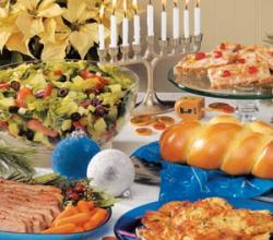 Dinner Ideas For Hanukkah Festival