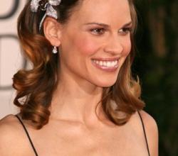 Hilary Swank Diet