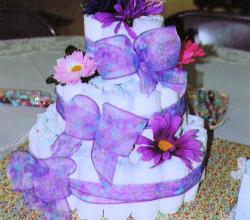 How To Make A Faux Flower Cake - Learn It Here