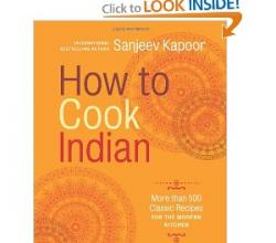 Top 10 Indian Cook Books