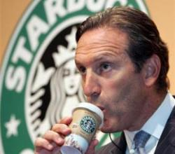 Starbucks CEO Says French Press Coffee Is The Best!