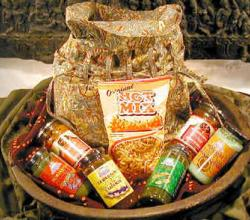 Indian Gift Basket Ideas