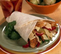 BAKED FISH FAJITAS – A TASTY, HEALTHY TWIST!