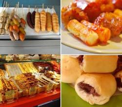 Top 10 Korean Street Food