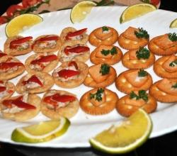 Top Five Party Finger Food For Valentines Day