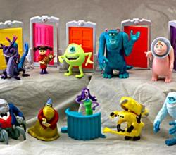 McDonald's Sued Again - This Time Over Happy Meal Toys