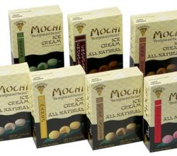 Try Mikawaya Mochi Ice Cream!