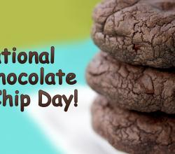 Top 10 Gorgeous Delights For National Chocolate Chip Day