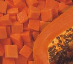 How To Cut Papaya