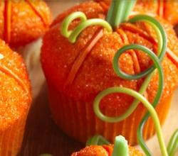 5 Easy Pumpkin Cupcake Ideas
