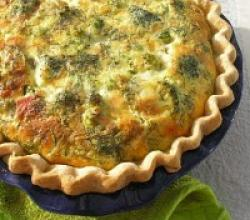 How To Eat Quiche