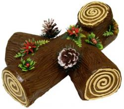 Quick And Easy Ideas To Prepare Yule Log Dessert For A Yule Feast