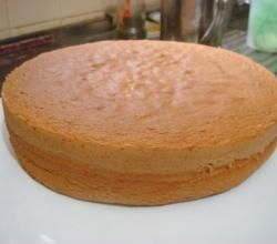 How To Bake Sponge Cake