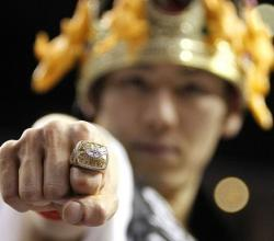 "Japanese ""Houdini"" Wins 20th Annual Wing Bowl Contest"