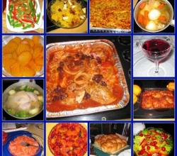 Traditional Rosh Hashanah Foods
