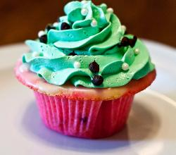 Easy Watermelon Cupcake Ideas