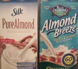 Almond Milk Sparks Supermarket Fight