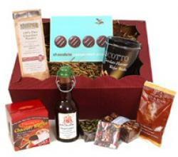 Great Festive Food Gift Ideas: Festive Food Hampers and Other Festive Food Gifts