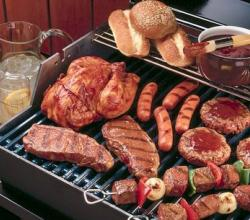 Barbecue Breakfast Foods