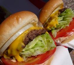 September 18, National Cheeseburger Day!
