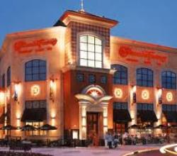 Cheesecake Factory To Go Overseas