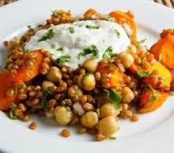 Chickpea Dressing Ideas