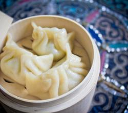 How To Make A Traditional Chinese New Year Dumpling