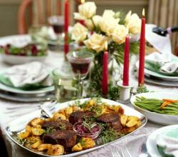 Top 10 Menus for Christmas Dinner
