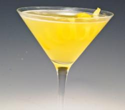 Citrus Martini Garnishing Tips