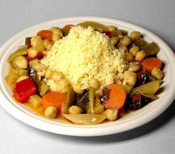 Couscous Menu