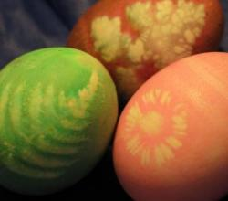 Homemade Egg Dyes, Healthy Tips For A Safer Easter