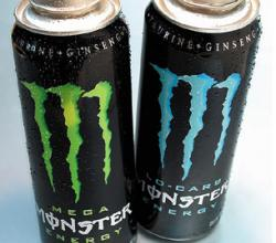 How Much Is A Monster Energy Drink