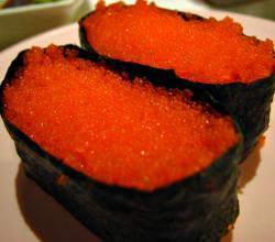 Fish Eggs:  9 Different Kinds Of Fish Eggs Or Fish Roe Used In Sushi