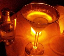 Ginger Martini Garnishing Tips