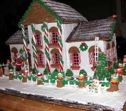 Gingerbread House Decoration Ideas: How To Decorate A Gingerbread House