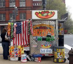 Life Of A Hot Dog Vendor: From Businessman To Counselor