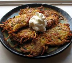 Hanukkah Latkes: A Delectable Hanukkah Food Tradition