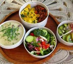 Macrobiotic Diet Menu