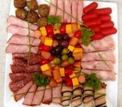 Meat Garnish-How To Tips & Ideas