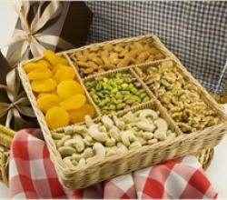 Nuts Gift Basket Ideas
