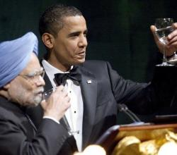 Obama's Dinner Date With Indian PM