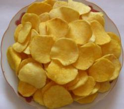 New Potato Variety For Better Potato Chips