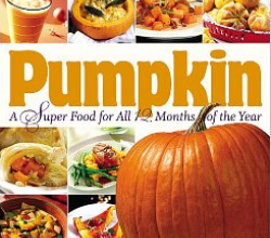 Top Three Pumpkin Cookbooks