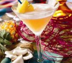 Rum Martini Garnishing Tips