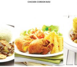 Secret Recipe Menu - Not So Secret Anymore!