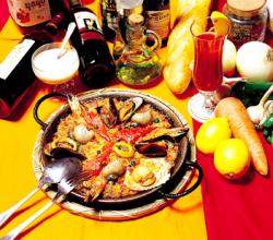 Spanish National Foods