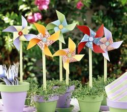 Tips To Remember When Planning A Spring Theme Party