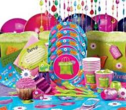 Popular Summer Party Decorations